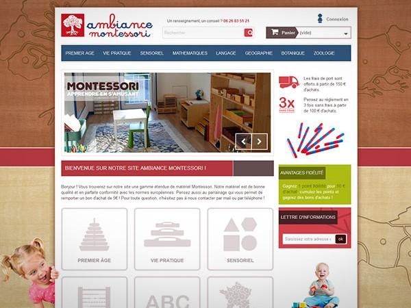 Site internet Prestashop de vente de jouets 82