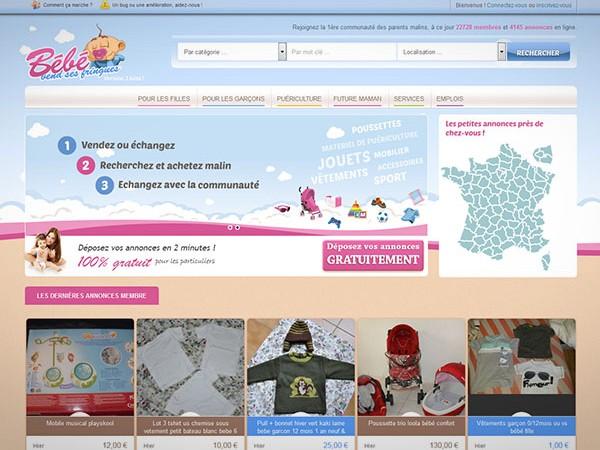Site internet de petites annonces gratuite