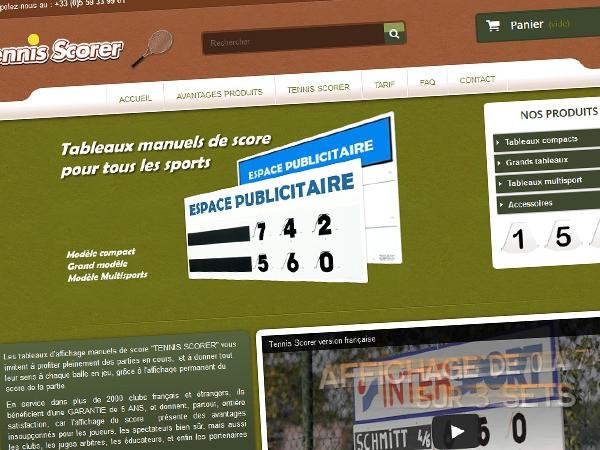 Site internet Prestashop