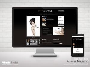 Site internet du coiffeur à Albias 82