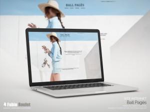 Site internet : Ball Pagès
