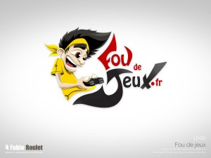 Logo pour la refonte du site internet de vente de jeux vidéo en Guadeloupe