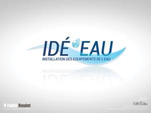 Logo : Idé'Eau