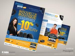 Print : flyer A4