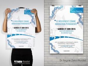 Flyer et affiche