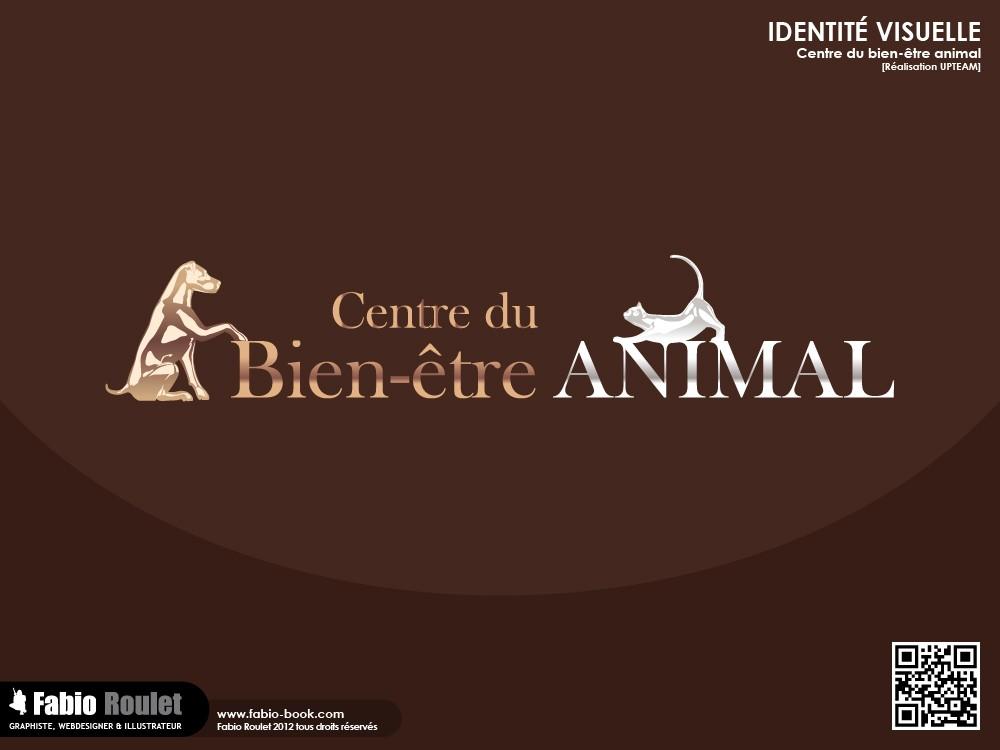 Création du logo de la boutique pour chien et chat sur Paris
