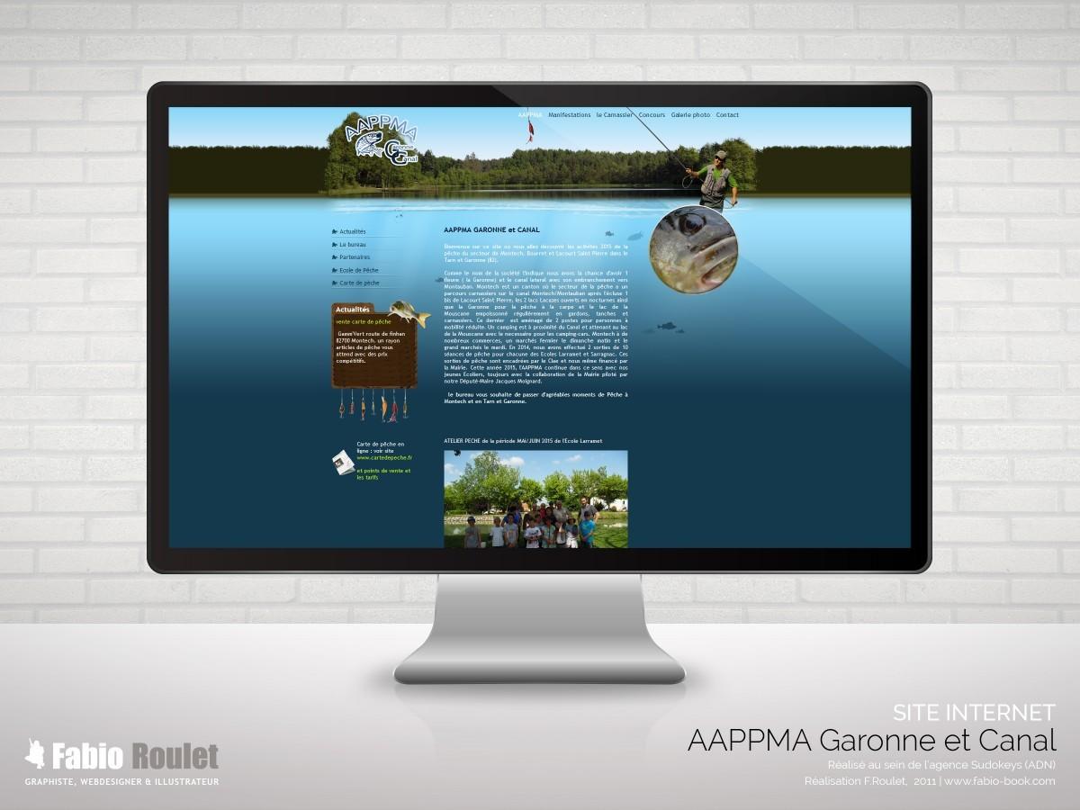 Site internet drupal