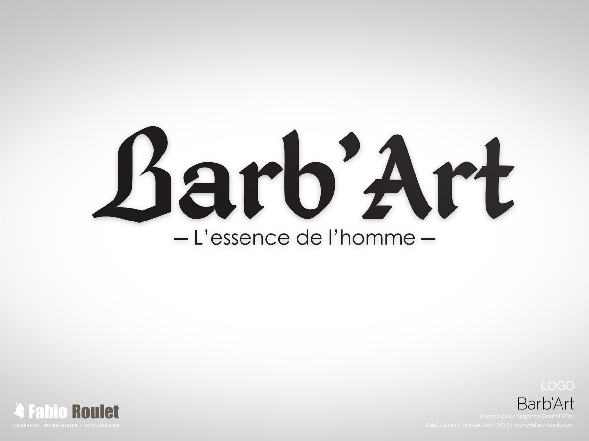 Logo créé par le graphiste Fabio Roulet