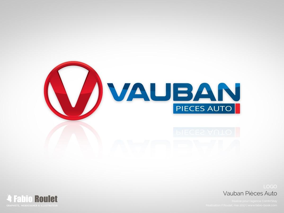 Logo : Vauban pièces auto